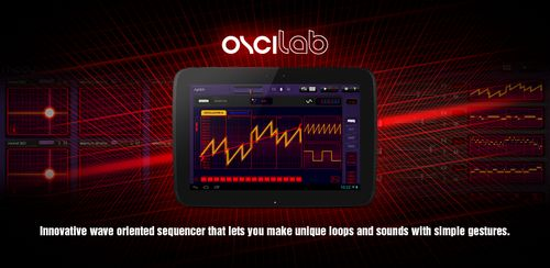 Oscilab Pro – Groovebox & MIDI v1.5.7 + data