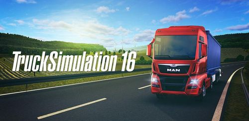 Truck Simulation 16 v1.2.0.7018 + data