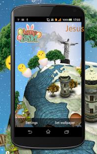 ۲۰۱۶ Easter Pro Live Wallpaper v1.6