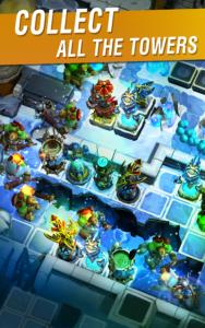 تصویر محیط Defenders 2: Tower Defense Strategy Game v1.7.162841