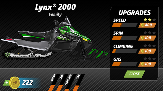 Arctic Cat® Snowmobile Racing v1.0.2