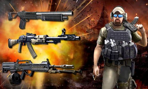 Army Commando Assault v1.10