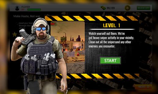 Army Commando Assault v1.10