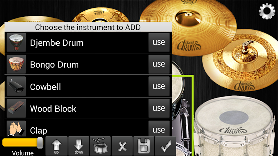 Drums Droid HD 2016 v4.4.6