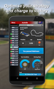 Formula Legend: Race Strategy v1.8.10