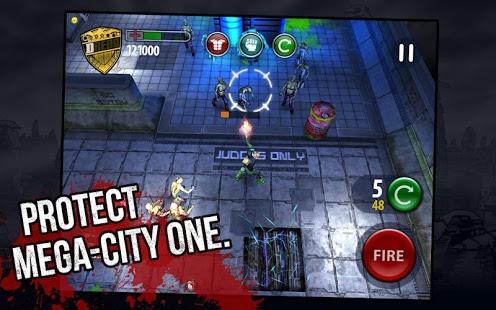 Judge Dredd vs. Zombies v1.8