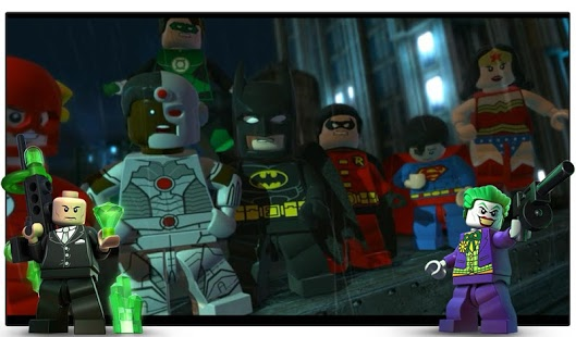 LEGO Batman: DC Super Heroes v1.05.4.935 + data