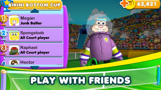 Nickelodeon All-Stars Tennis v1.0.3