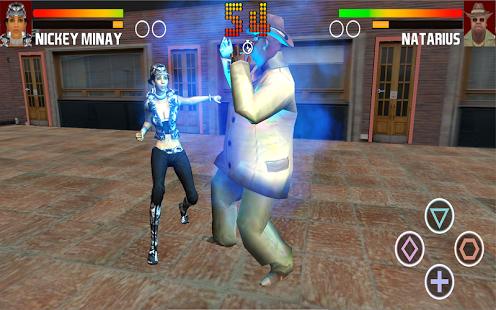 Rap Fight: Gangster Edition v1.0
