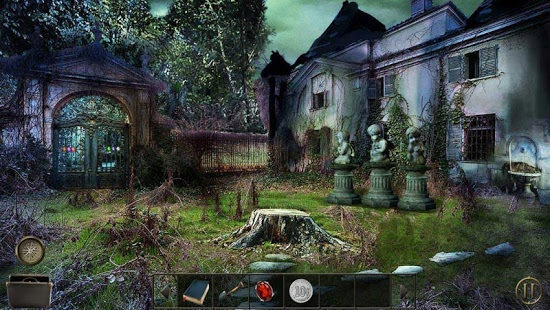 The Mystery of Haunted Hollow v1.01 + data
