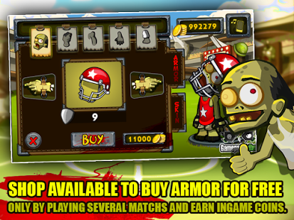 Zombie Smashball v1.4