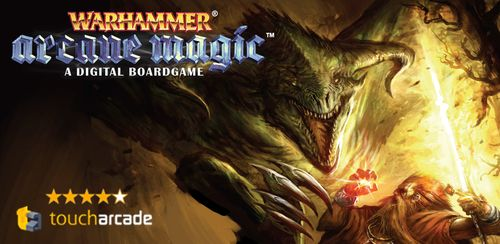 Warhammer: Arcane Magic v1.1.0.9
