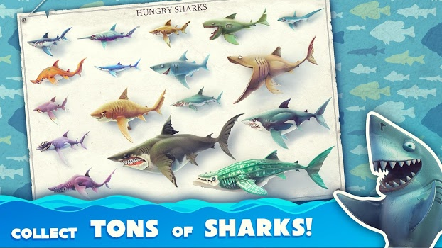 Hungry Shark World v2.4.10 + data