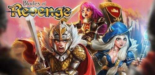 Blades of Revenge: RPG Puzzle v1.0.3