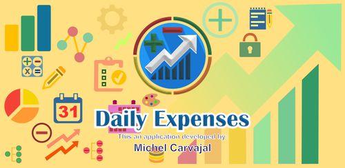 Daily Expenses 3 Pro v3.1.11
