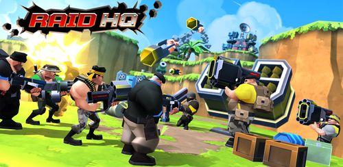 دانلود بازی اکشن راید اچ کیو RAID HQ
