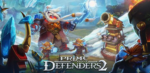 Defenders 2: Tower Defense Strategy Game v1.7.176060