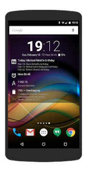 Chronus: Home & Lock Widget Pro v11.0