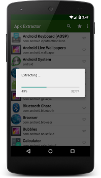 Apk Extractor v4.2.5
