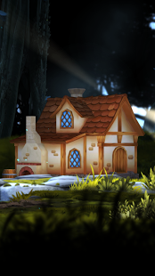 ۳D Forest House Full LWP v1.2.1