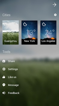 GO Weather Forecast & Widgets Premium v6.012