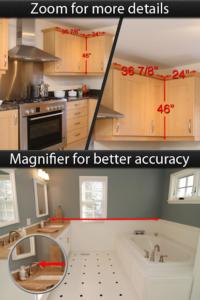 تصویر محیط Photo Measures v1.54