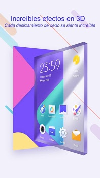 ZERO Launcher – HD Theme, HD Wallpaper, 3D Effect v3.69 build 179