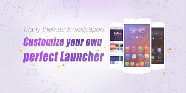 ۹۱ Launcher- Smooth, themes,UI v6.3.1.1