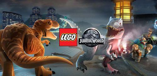 LEGO® Jurassic World v1.08.4 + data