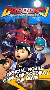 BoBoiBoy: Power Spheres v1.3.6