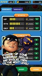 BoBoiBoy: Power Spheres v1.3.6
