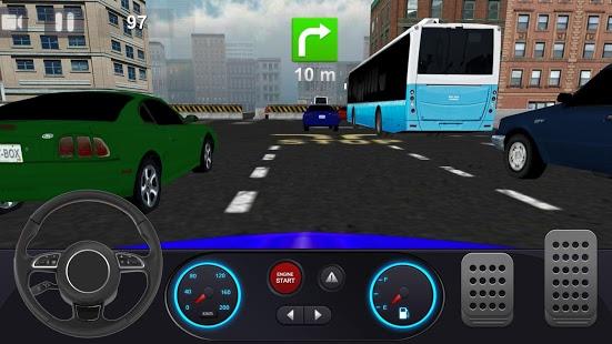 City Driving 3D : Traffic Roam v4.30