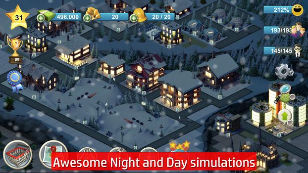 City Island 4: Sim Town Tycoon v1.4.6