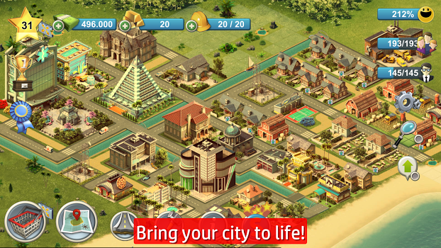 City Island 4 – Sim Town Tycoon: Expand the Skyline v1.9.2