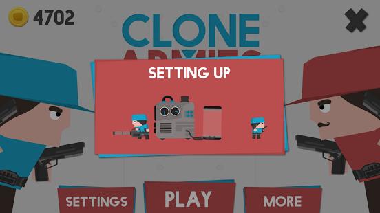 Clone Armies v1.24