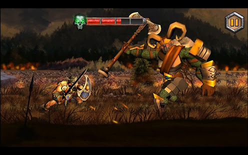Forged in Battle: Man at Arms v1.7.7