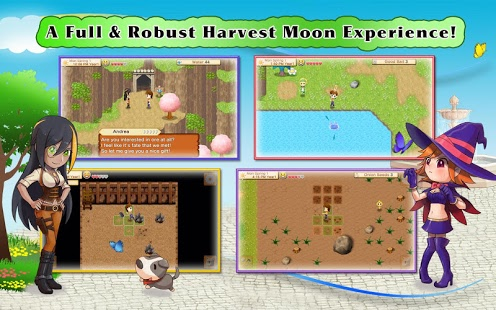 HARVEST MOON:Seeds Of Memories v1.0 + data