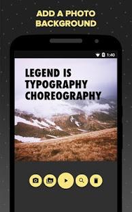 Legend – Animate Text in Video Premium v1.6.7