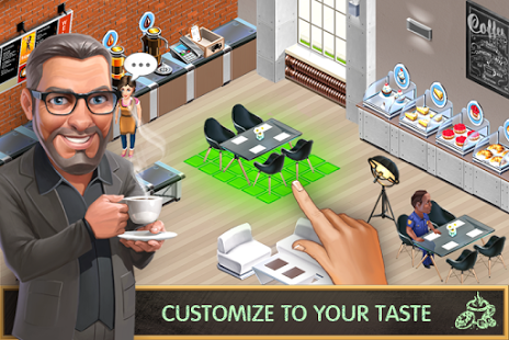 My Cafe: Recipes & Stories – World Cooking Game v2018.12 + data