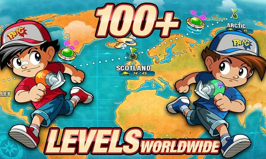 Pang Adventures v1.0.0 + data