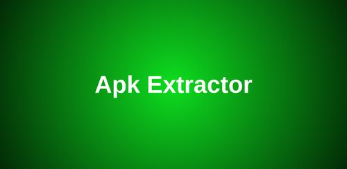 Apk Extractor v4.2.10