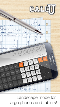 CALCU Stylish Calculator free v3.6.1