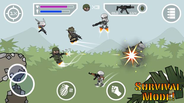 Doodle Army 2 : Mini Militia v4.0.42