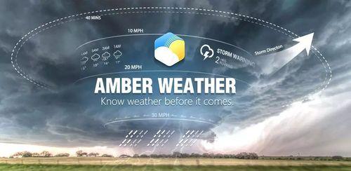 Amber Weather Elite FULL v4.0.2