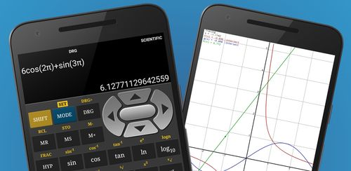 Scientific Calculator Pro v6.7.0