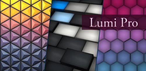 Lumi 3D Pro Live Wallpaper v1.1.5