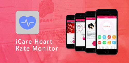 iCare Heart Rate Monitor Pro v2.5.5