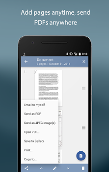 TurboScan: scan documents and receipts in PDF v1.5.4