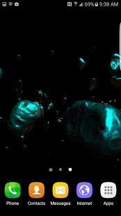 3D Abstract Parallax LWP v2