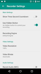 ADV Screen Recorder v2.5.5